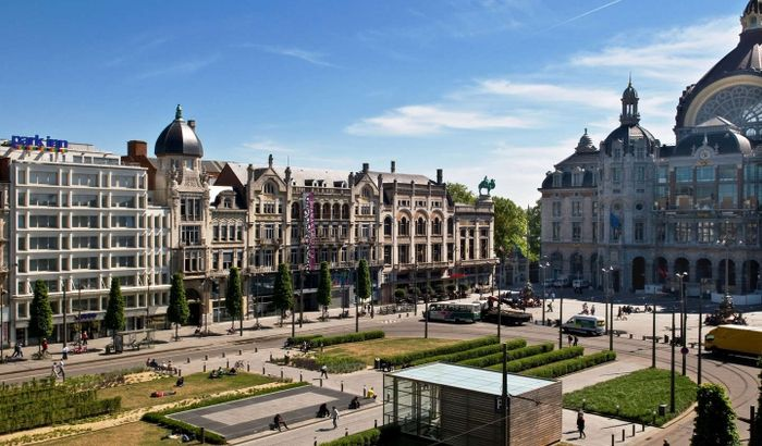 Congreslocatie in het Centrum