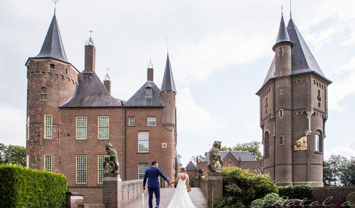 Lieu du mariage chateau