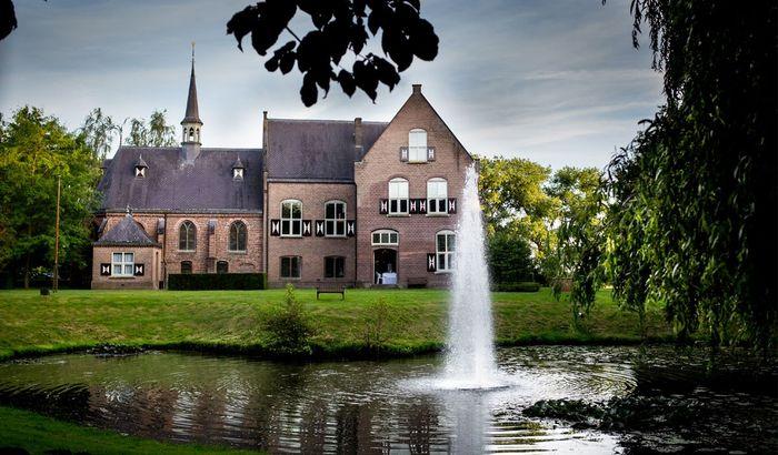 Tagung in einem Schloss