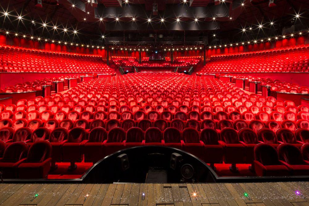 afas circustheater scheveningen - vergaderen/feest/congres